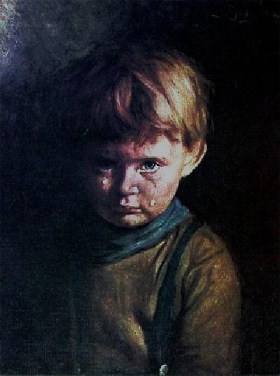 Ação Paranormal: Os Quadros das Crianças que Choram