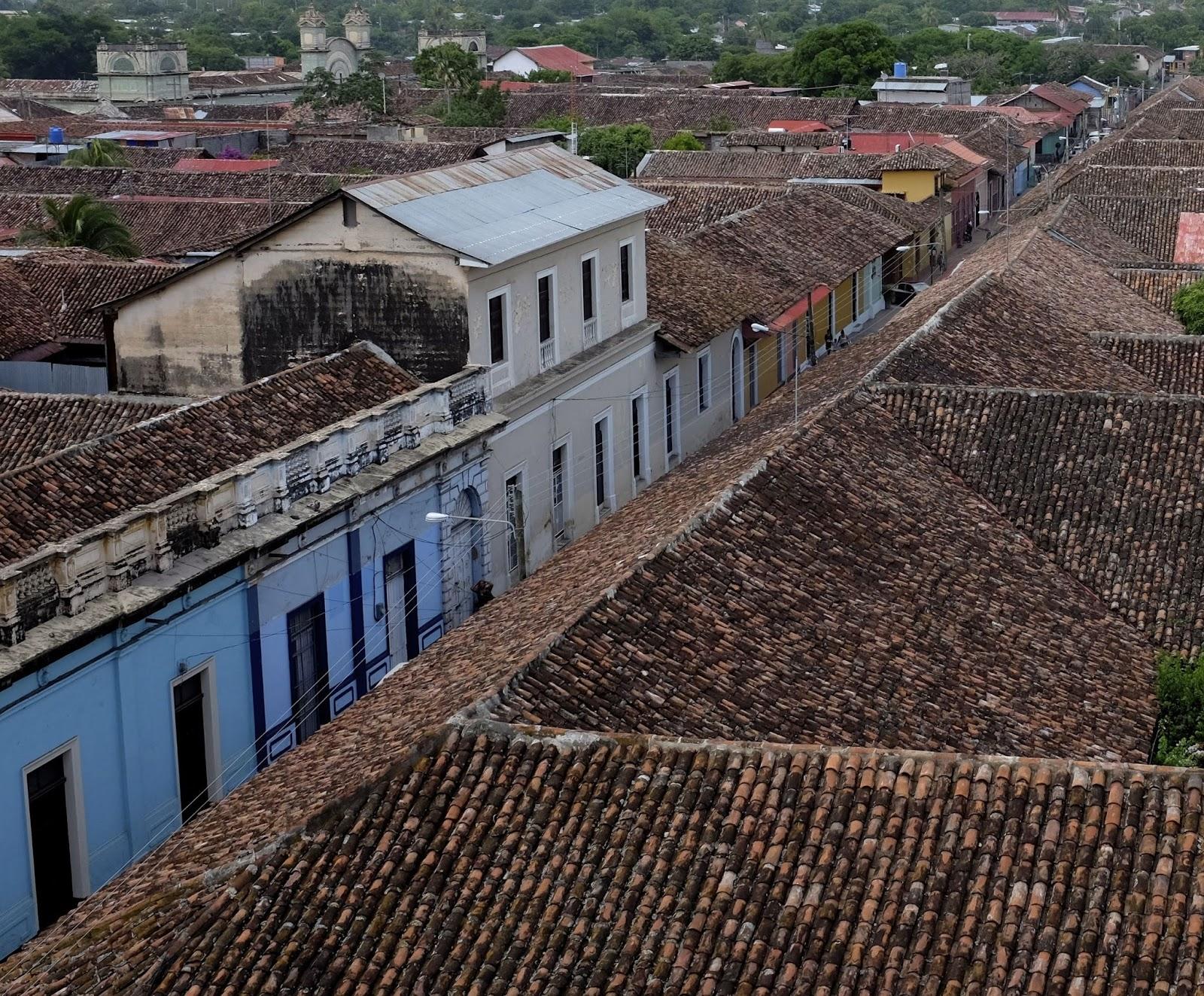 Les toits de Granada