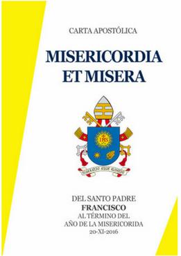 Carta Apostólica Misericordia et miseria