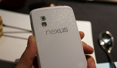 harga hp lg nexus 4 terbaru, spek dan gambar ponsel nexus 4