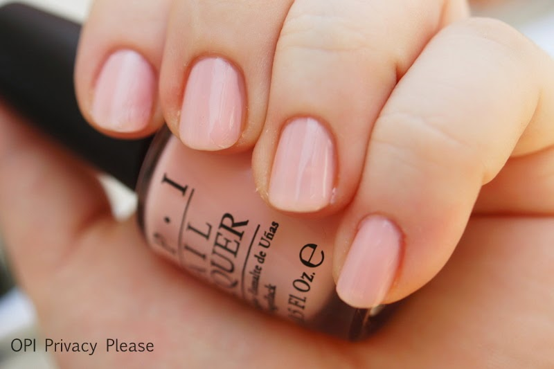 Flutter By: The Best Wedding Nail Polishes from Essie and OPI