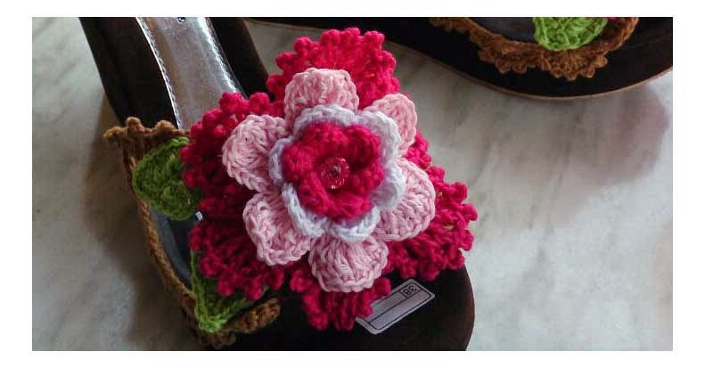 Crochet Flower Ideas
