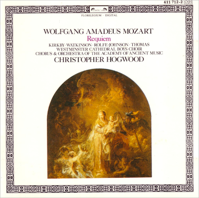 Mozart - Requiem - (Emma Kirkby · Christopher Hogwood)