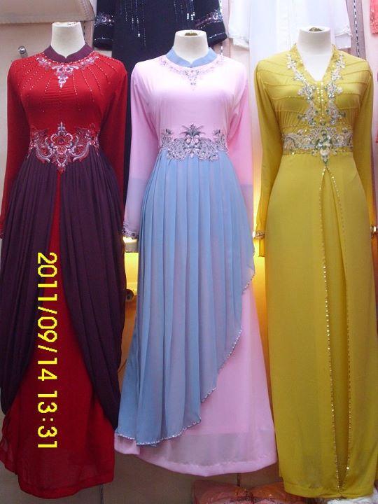 Fesyen Baju Kurung Muslimah Terkini   apexwallpapers.com