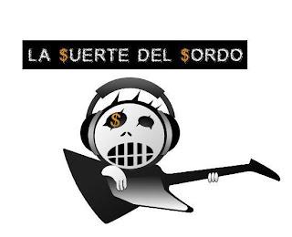 Carátula disco La suerte del sordo