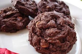 Resep Kue kering Moka Kacang Coklat