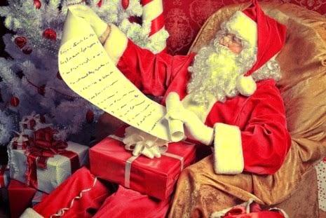 Gράμμα στον Άγιο Βασίλη....