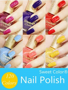 SweetColor NailPolish