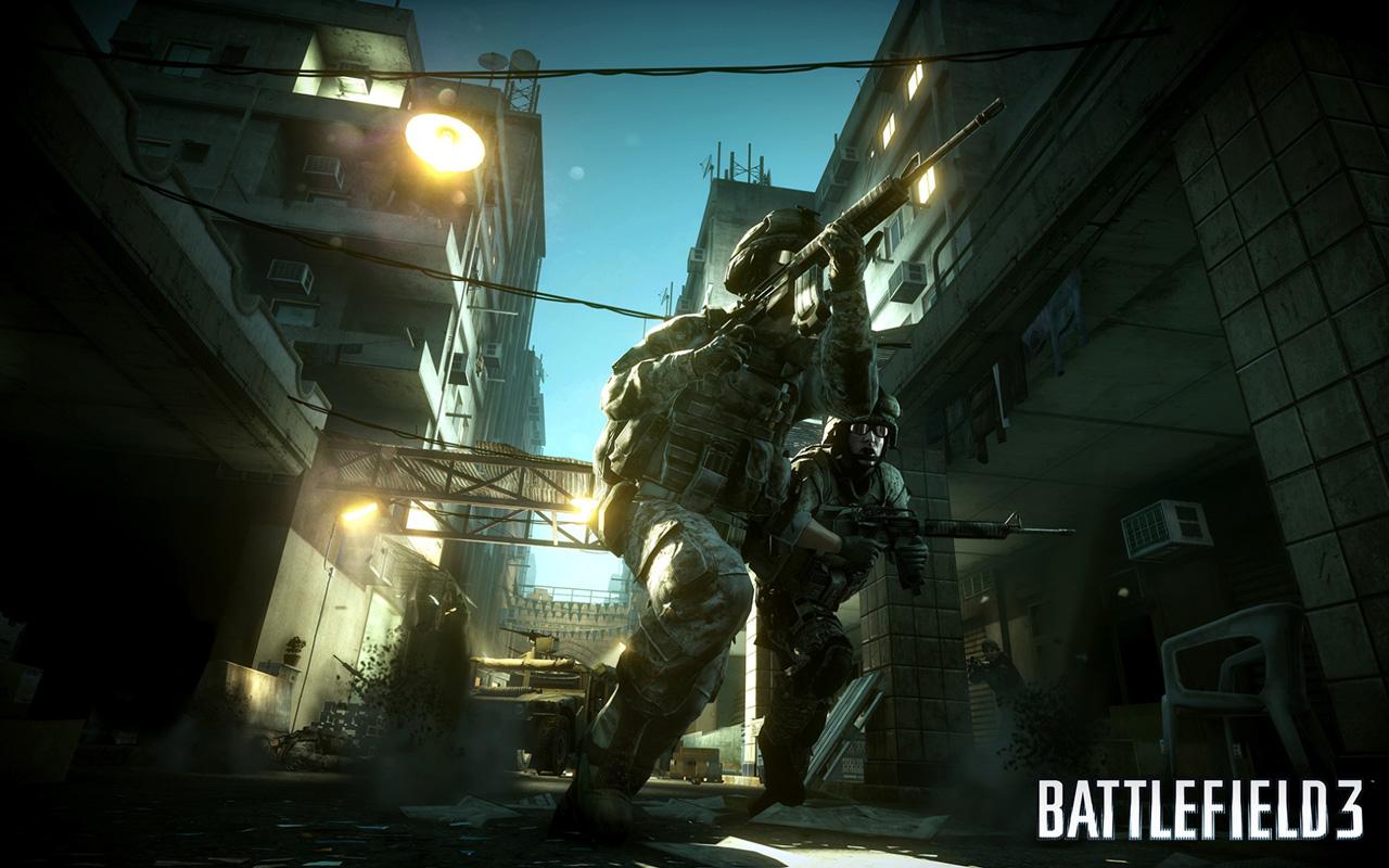 PC Game Battlefield 3 || Top Wallpapers Download .blogspot.com
