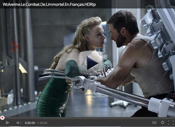 Wolverine le combat de l 39 immortel streaming - Coup de foudre a bollywood le film entier en francais ...