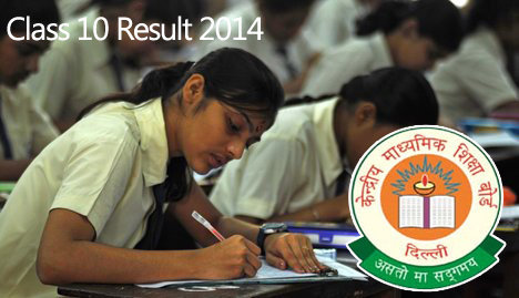 CBSE Class 10 Result 2014