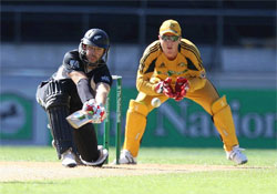 7th match of ICC Champions Trophy 2013 is between Australia and New Zealand.