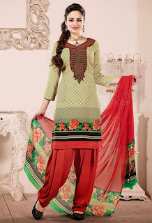 Trendy Punjabi Suits for Women 2015