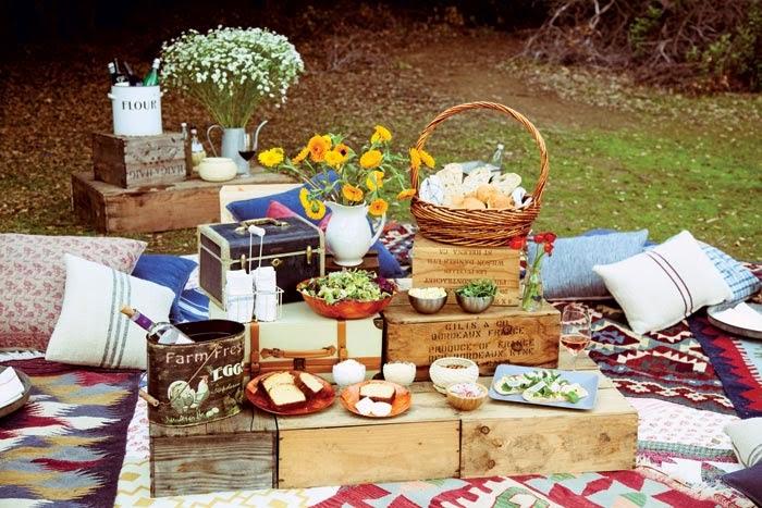 Indoor Picknick breakfast projekt indoor picnic yes