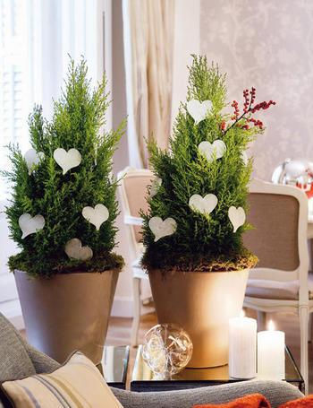 Idehadas interior design arboles de navidad - Arboles decoracion interior ...