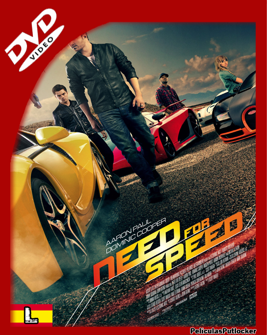 Need For Speed [DVDRip][Latino][FD-4S-SD-MG]