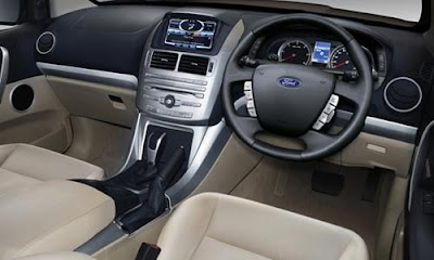 2016 Ford Territory Interior