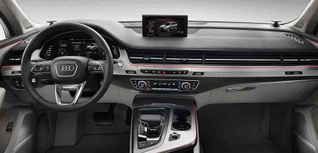 Ten Things Your Boss Needs To Know About Audi Suv Interior