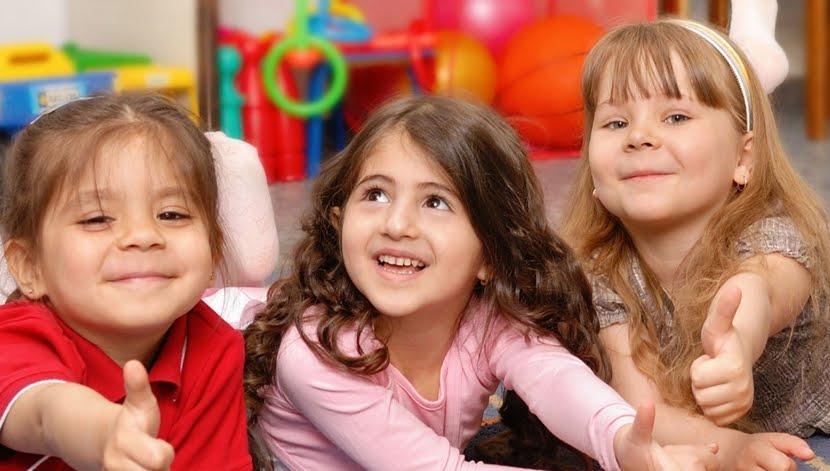 Vaikų darželyje