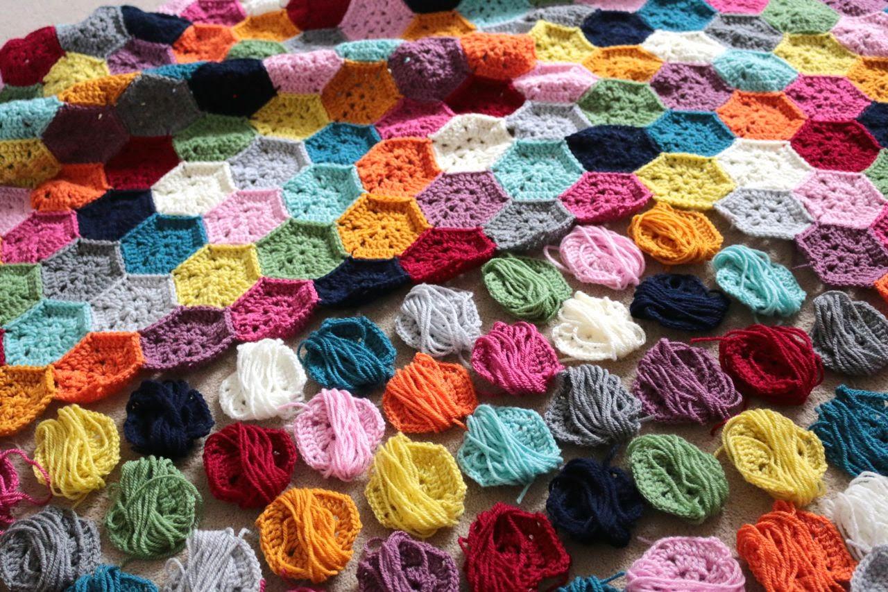 Weekender blanket hexie pattern bankloansurffo Image collections