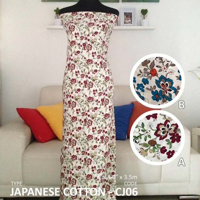 japanese cotton