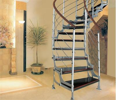 desain tangga minimalis