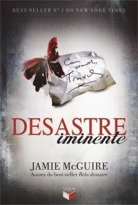 Joana leu: Desastre iminente, de Jamie McGuire