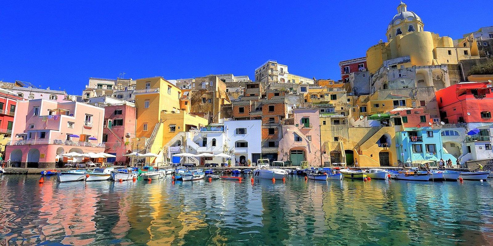 Amalfi coast & Capri Sailing trip
