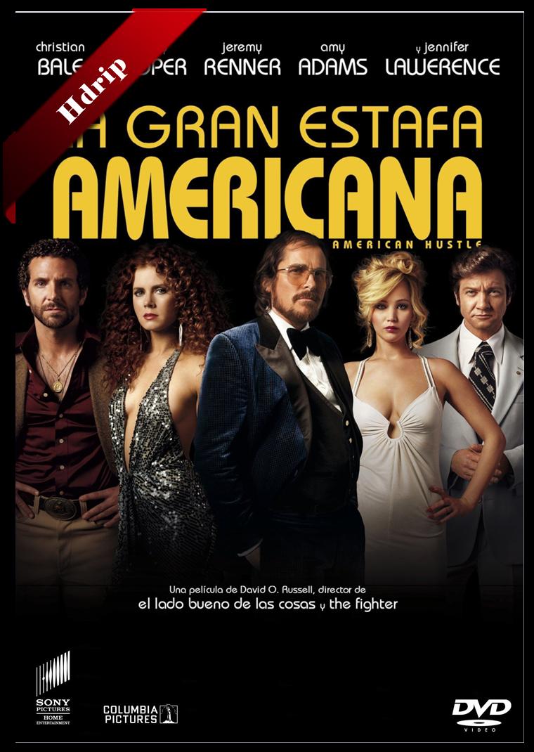 La Gran Estafa Americana Hdrip Castellano 2013