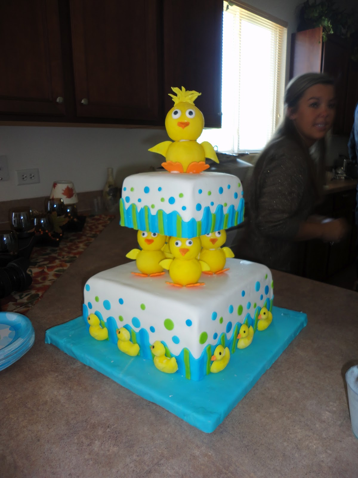 general splendour yellow ducks adorable baby shower