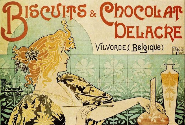 Biscuits & Chocolat Delacre