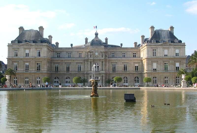 La web de silvana y claudia mayo 2012 for Jardines de luxemburgo paris