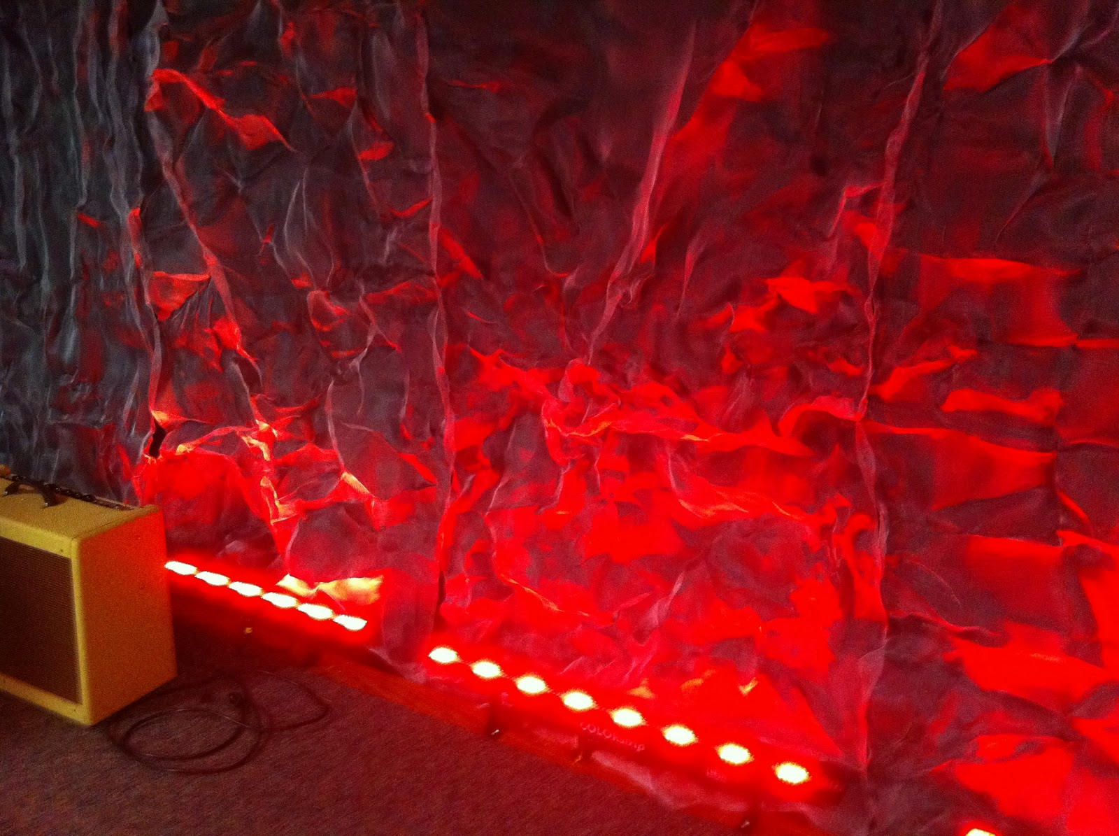 Church Stage Design Ideas For Cheap ped xing Stage Design Idea Crunched Screen Lighting Texture