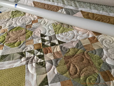 Allietare Mystery Quilt 2015 - Fabadashery Long Arm Quilting