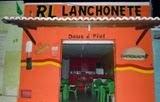 RL Lanchonete, em Mairi