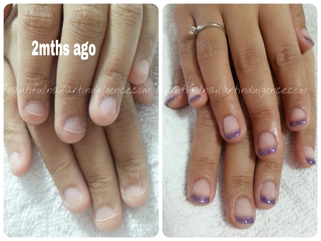 Nail Art For Short Bitten Nails Gallery Prinsesfo
