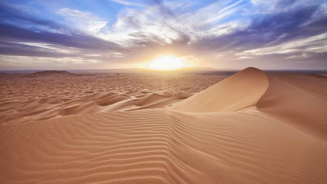 Imagenes de Paisajes Naturales de Desiertos