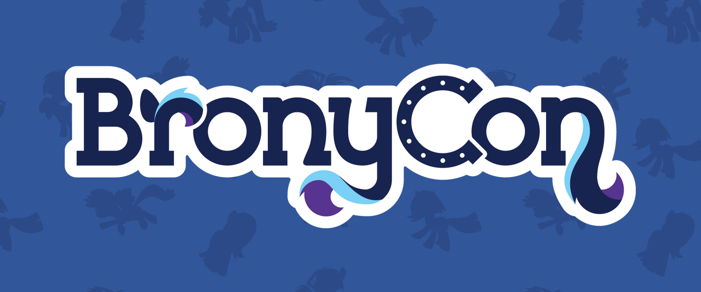 Image result for bronycon 2017 logo