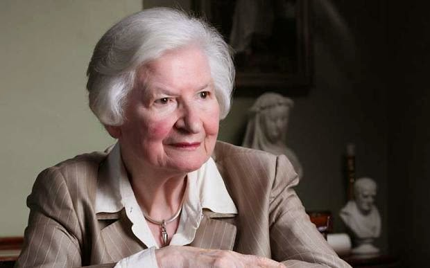 THE PASSING OF AUTHOR P.D. JAMES