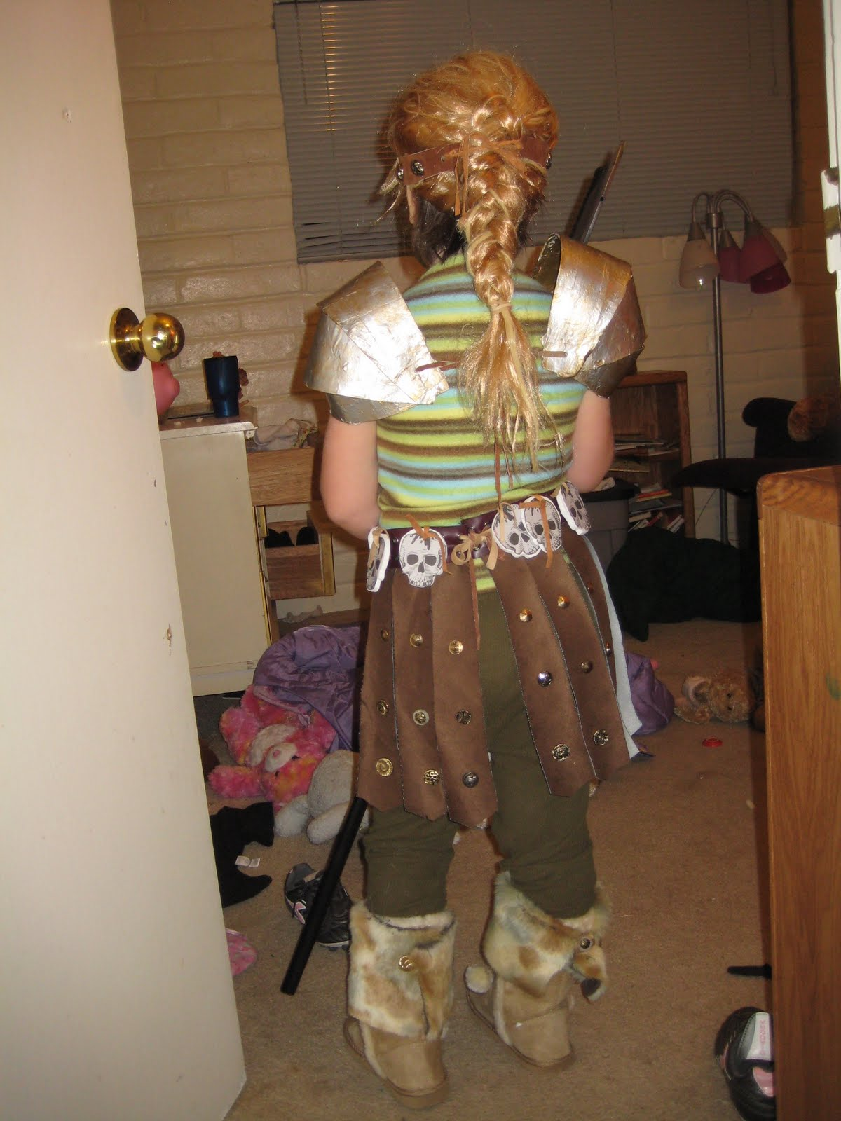 The Problem of Audience and Purpose: Astrid Viking Girl Halloween ...