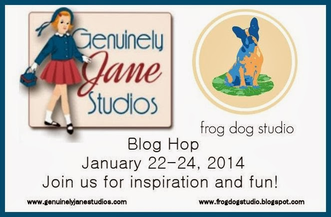 A dog 39 s life frog dog studio genuinely jane studios for Frog studio