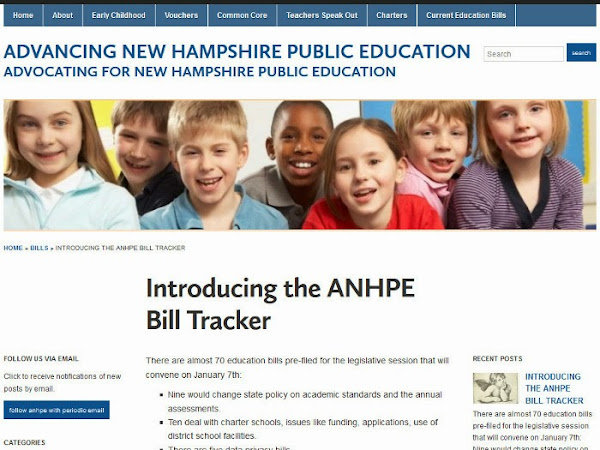 Introducing The ANHPE Legislative Bill Tracker