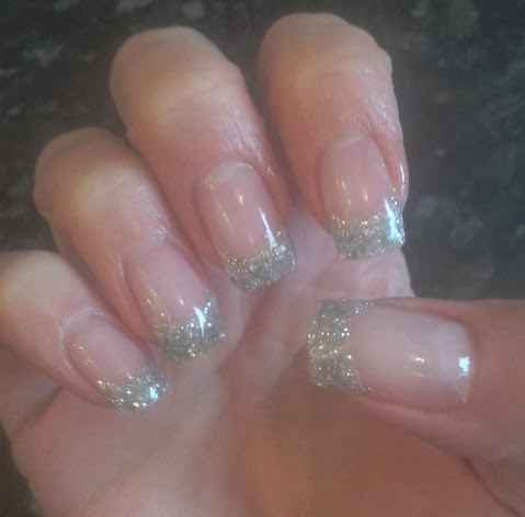 Party Nail Looks as my
