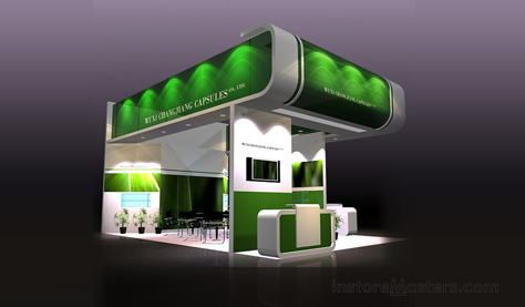 Exhibition Stall Rental : Exhibitions stands