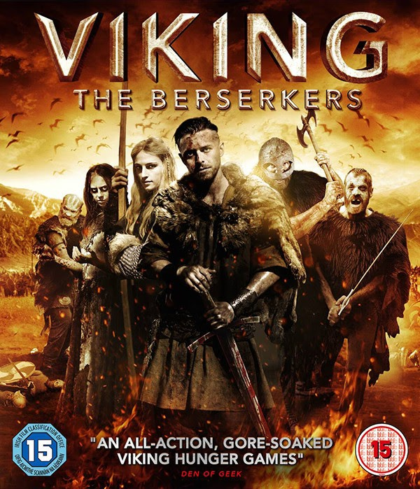 Viking The Berserkers 2014