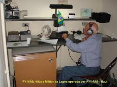 PY1CML - CEL.RAUL - RIO DE JANEIRO -RJ