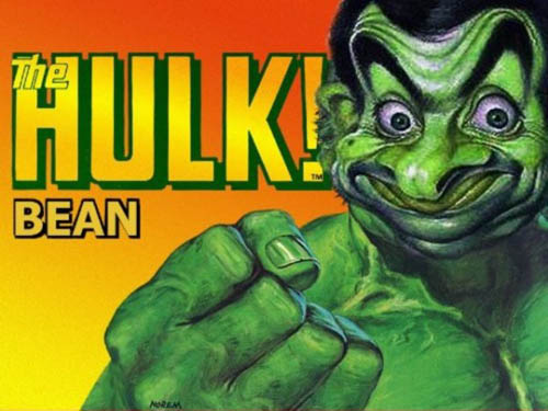 Mr Hulk Bean