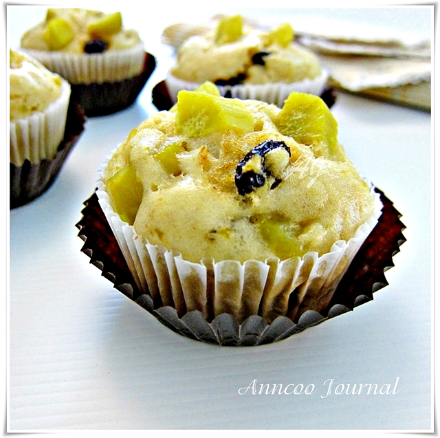Sweet Potato Cupcakes - Anncoo Journal