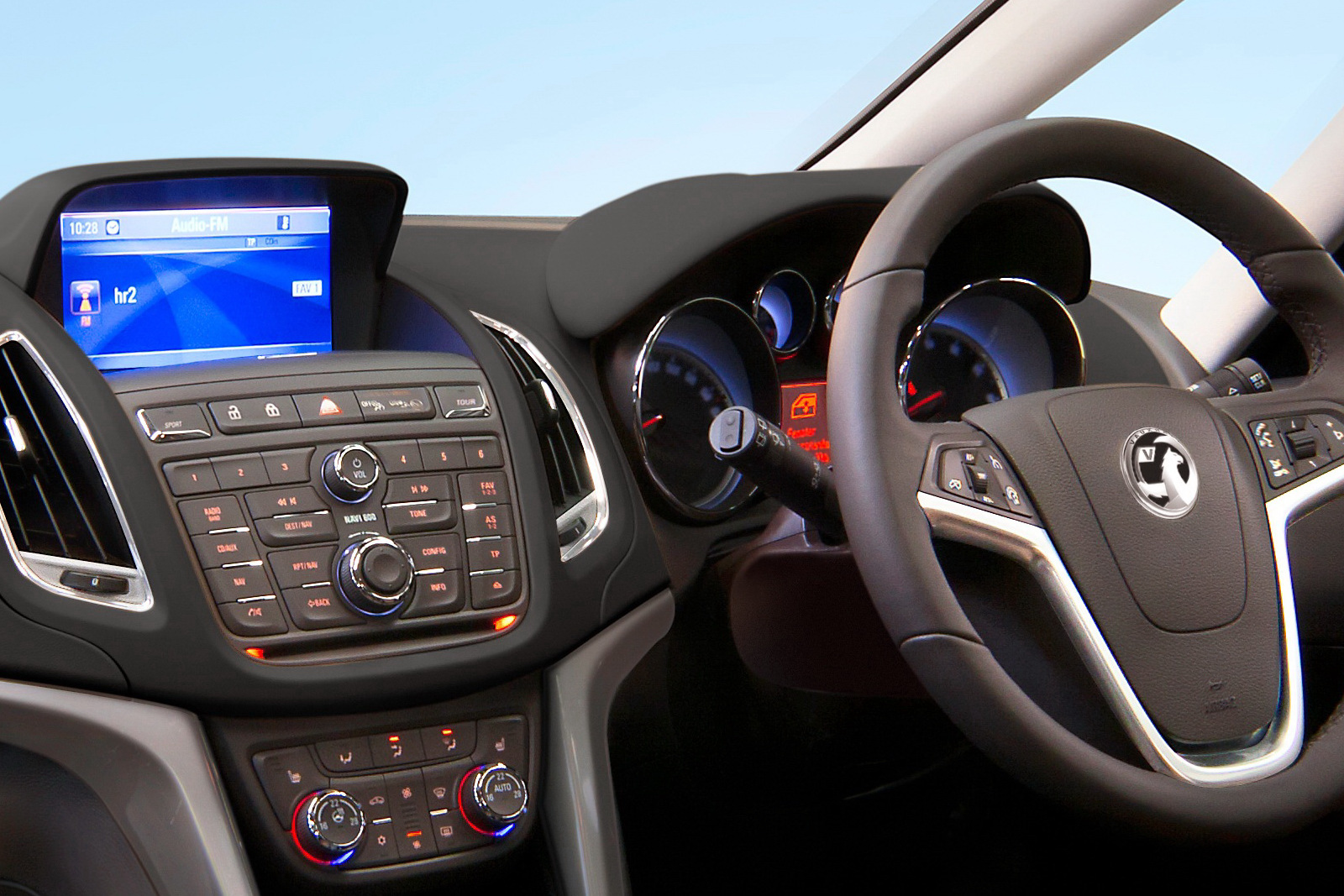 Site to voitures la nouvelle opel zafira 2012 for Interieur zafira