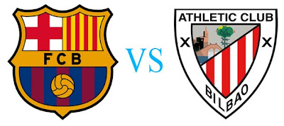Prediksi Skor Barcelona vs Athletic Bilbao 02 Desember 2012